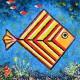 Vicky Ménard Petit poisson 8